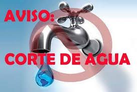 Miércoles 16: Corte del servicio de agua corriente en Barrio Norte