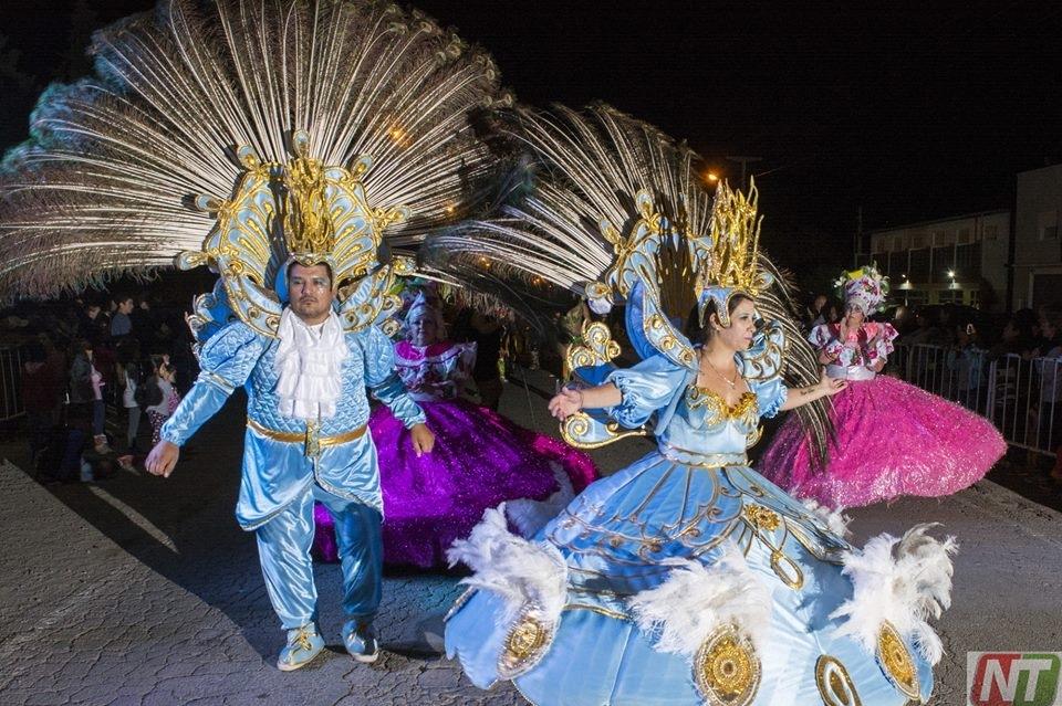 La Fiesta de Carnaval en imágenes (VIDEOS Y NOTAS CELTTV)
