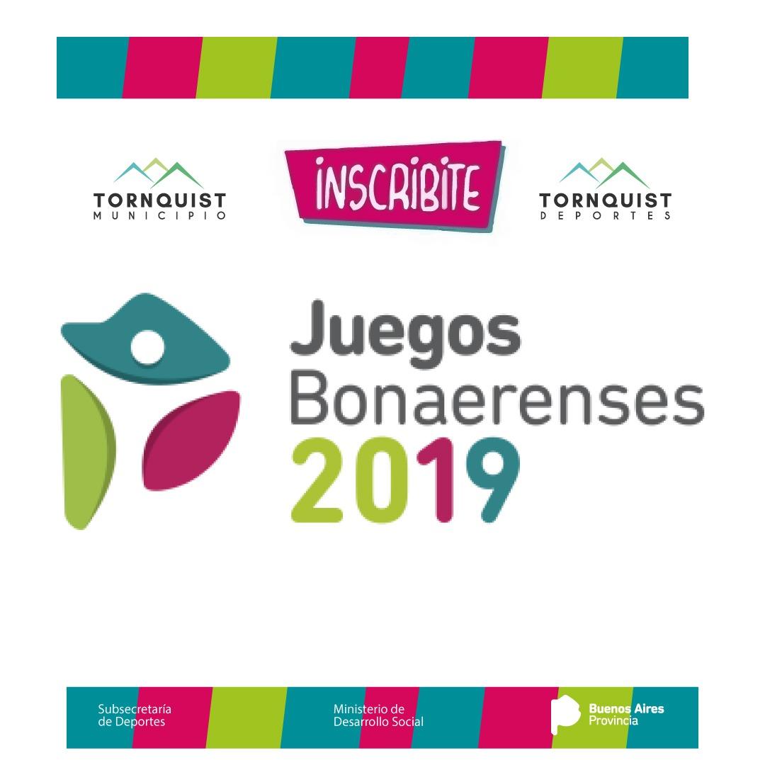 Inscripción abierta para los Torneos Bonaerenses 2019