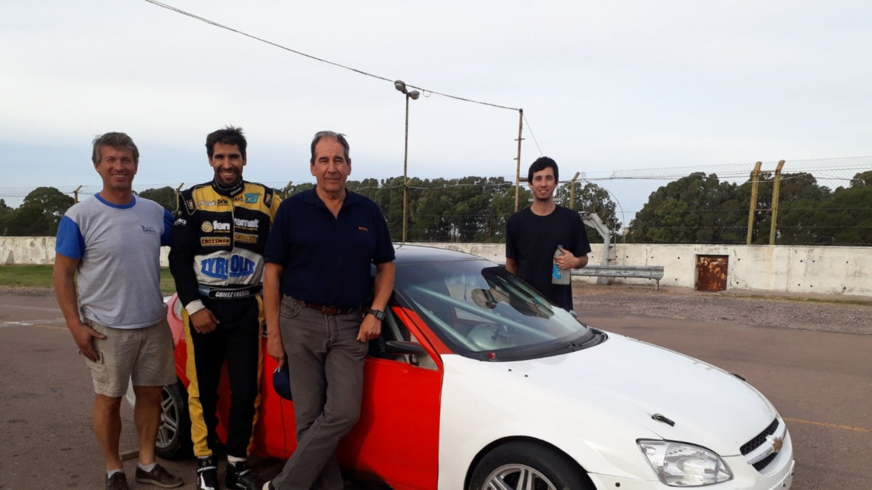 TN C-2: Fernando Gomez Fredes vuelve a la categoría con el Corsa de Juanchi y Sergio Torres (Informe de La Nueva)