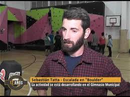 LA ESCALADA DEPORTIVA CONTINÚA CRECIENDO EN TORNQUIST (VIDEO ENTREVISTA)