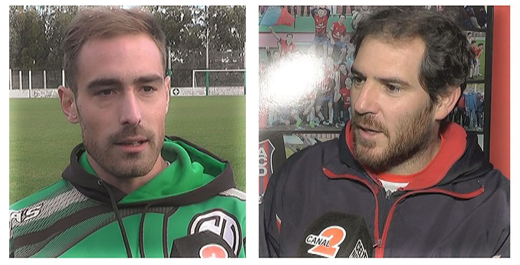 Ezequiel Schmidt y Octavio Araneta analizaron el presente de sus equipos, previo a la semifinal del domingo (Videos)