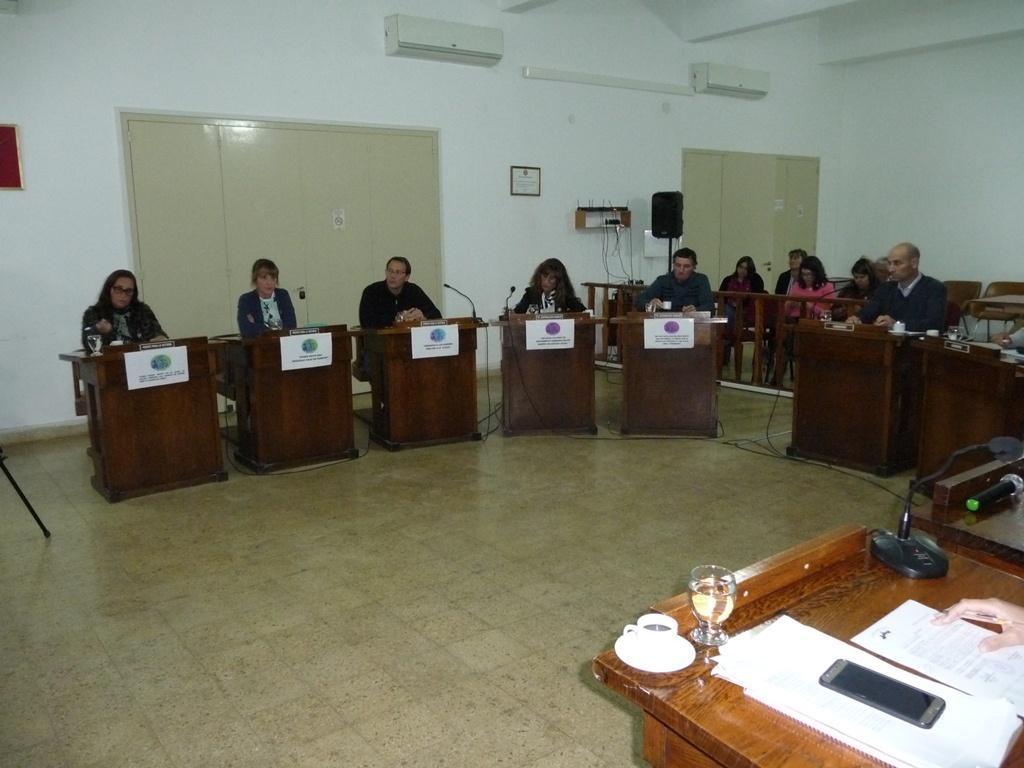 Informe de la última sesión Ordinaria del HCD (Informe y video)