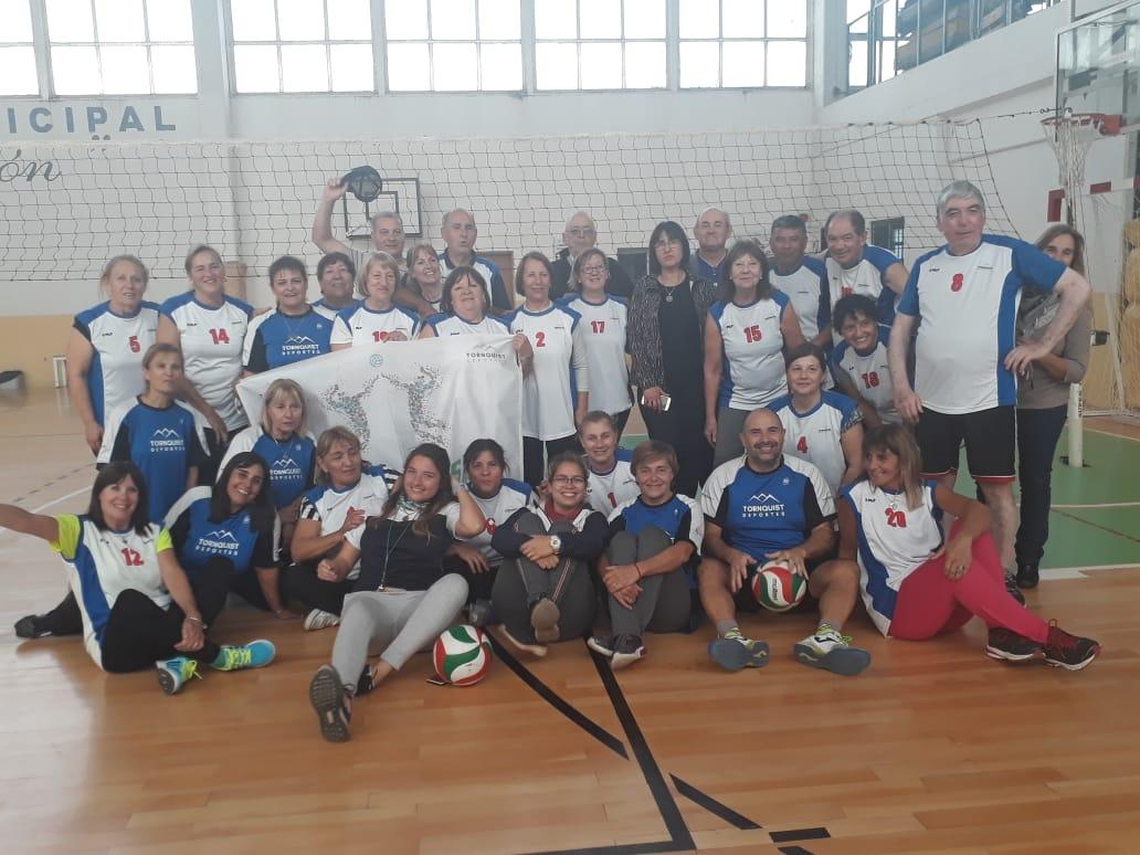 Newcom municipal jugó un amistoso con su par de Bahía Blanca