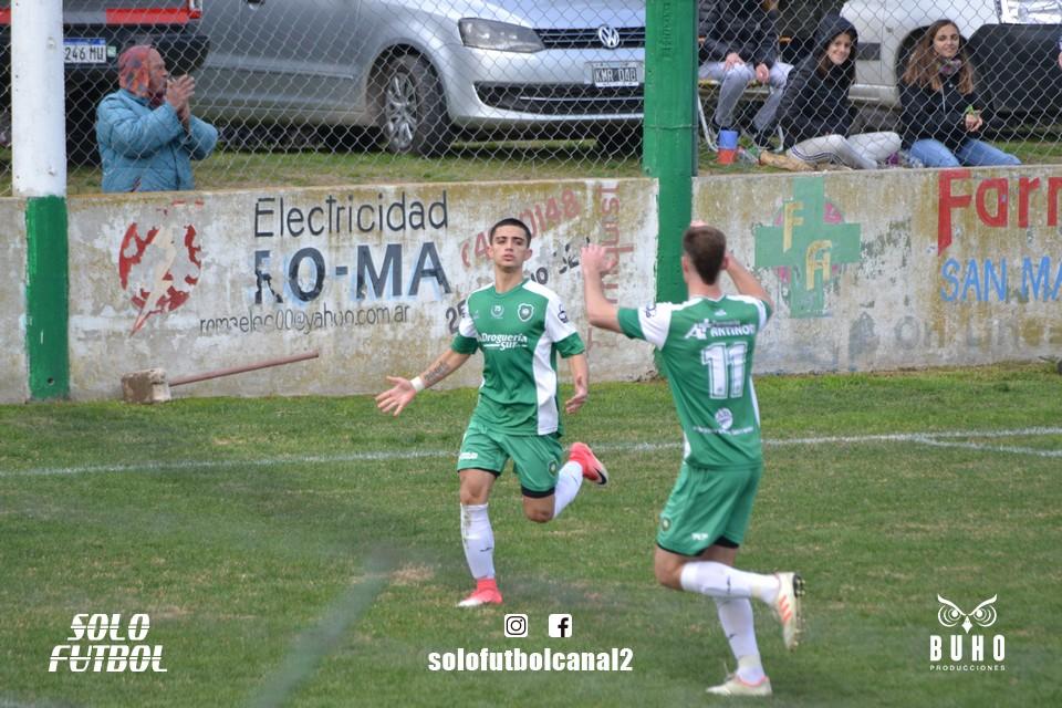 Unión goleó a San Martín (ST) 3 A 0  (Mirá el compacto de Solo Fútbol)