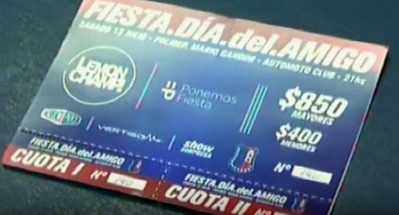 Se realiza éste sábado la FIESTA DEL DIA DEL AMIGO del Club Automoto (videoentrevista)