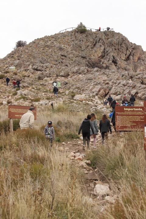 Buena afluencia de turistas en la Comarca (FOTOS, NOTA Y AGREGA VIDEO)