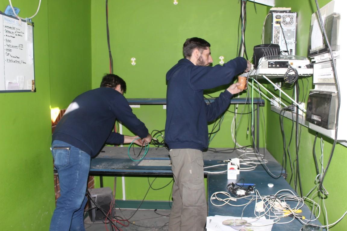 CELT TV: Canal 2, de analógico a digital (Fotos)